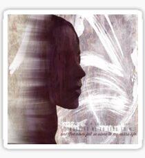 Faith Lehane - The Dark Slayer Sticker