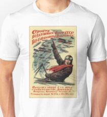Build up the Russian Air Force, Become a Shareholder! (1923) Unisex T-Shirt
