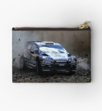 Mads Ostberg - World Rally Championship Australia - Sunday 2013 Studio Pouch