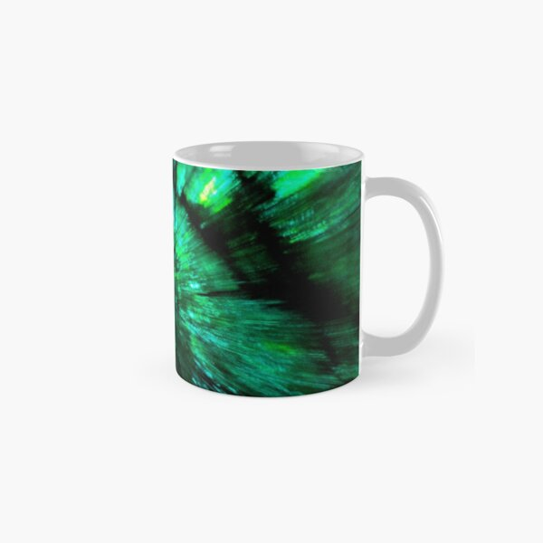 Carmanah Valley Canopy Zoom Classic Mug