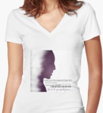 Drusilla Keeble Women's Fitted V-Neck T-Shirt