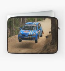 Airtime For Guy Tyler - FIA Australian Rally Championship 13.09.2013 Laptop Sleeve