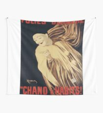 Vintage poster - Chand d'Habits Wall Tapestry
