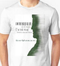 Adam - Buffy Villain Unisex T-Shirt