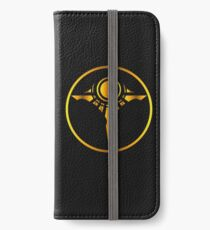 SHURIMA'S CREST iPhone Wallet