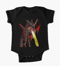 Toothless Fire Breathing Night Fury Fractal Dragon Design Kids Clothes
