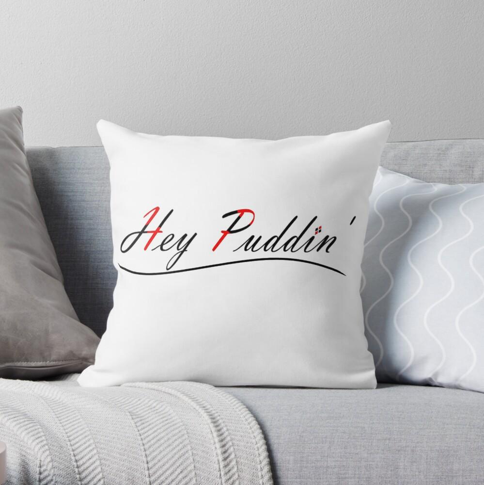 Harley. Throw Pillow