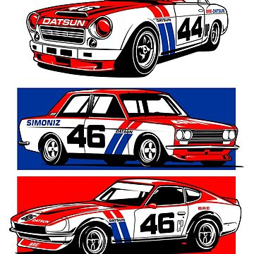DATSUN BRE Generation by artisa