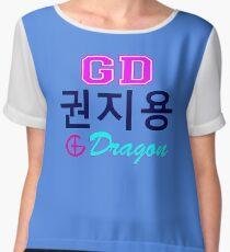 ♥♫Big Bang G-Dragon Cool K-Pop GD Clothes & Phone/iPad/Laptop/MackBook Cases/Skins & Bags & Home Decor & Stationary♪♥ Chiffon Top
