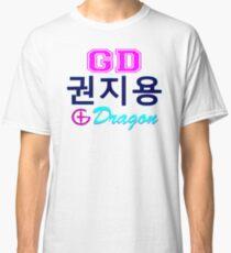 ♥♫Big Bang G-Dragon Cool K-Pop GD Clothes & Phone/iPad/Laptop/MackBook Cases/Skins & Bags & Home Decor & Stationary♪♥ Classic T-Shirt