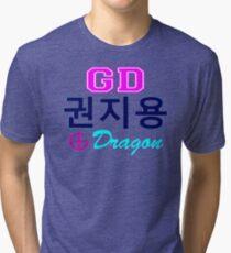 ♥♫Big Bang G-Dragon Cool K-Pop GD Clothes & Phone/iPad/Laptop/MackBook Cases/Skins & Bags & Home Decor & Stationary♪♥ Tri-blend T-Shirt