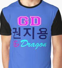 ♥♫Big Bang G-Dragon Cool K-Pop GD Clothes & Phone/iPad/Laptop/MackBook Cases/Skins & Bags & Home Decor & Stationary♪♥ Graphic T-Shirt