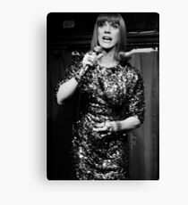 Miss Coco Peru Canvas Print