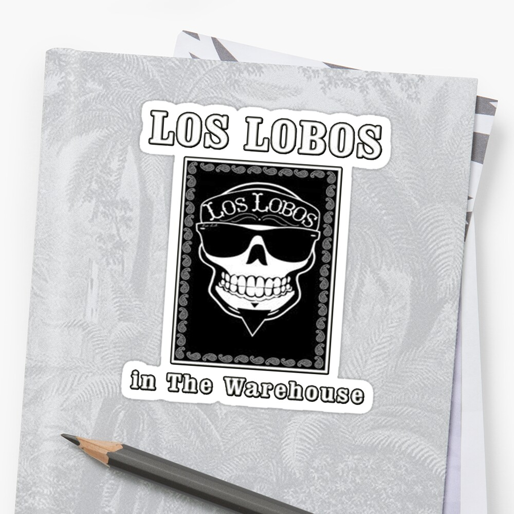 los lobos 2016-in the warehouse\