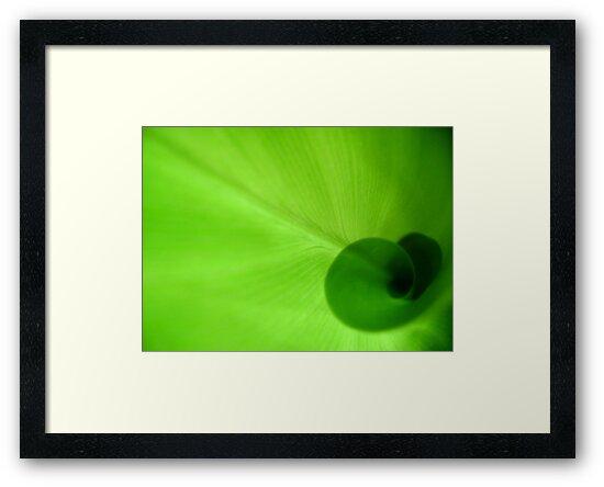 Green Heart by Kitsmumma