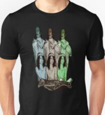 Salvador Dali & Alice Cooper  Unisex T-Shirt