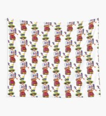 Tailor made with balloons Wall Tapestry