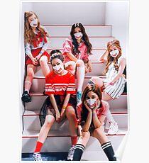 Red Velvet --- 레드벨벳 Poster