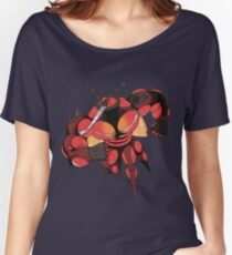 UB-02 Absorption / UB02 EXPANSIONE / Buzzwole Women's Relaxed Fit T-Shirt