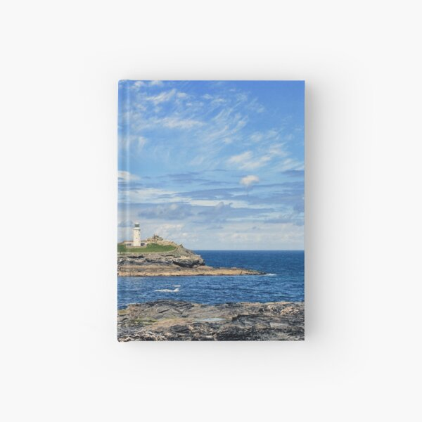 SUMMER CLOUDS, GODREVY Hardcover Journal