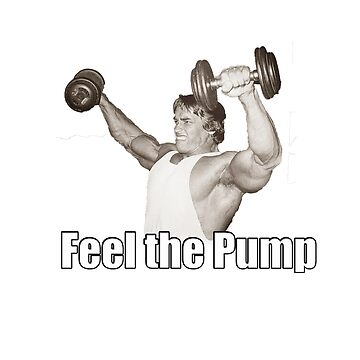 Arnold Schwarzenegger - Feel the Pump by SpiderReviewer