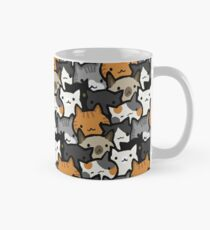 Cat Crowd Mug