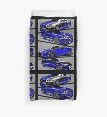 Paul Walker GTR Duvet Cover