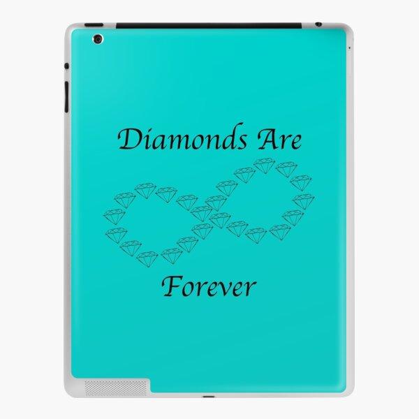 Diamonds Are Forever iPad Skin