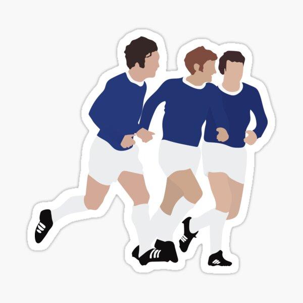 Holy Trinity - Everton FC Sticker