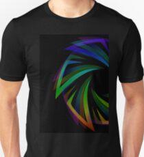 Abstract futuristic design element  T-Shirt