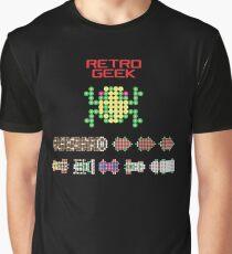 Retro Geek - Frogger Graphic T-Shirt