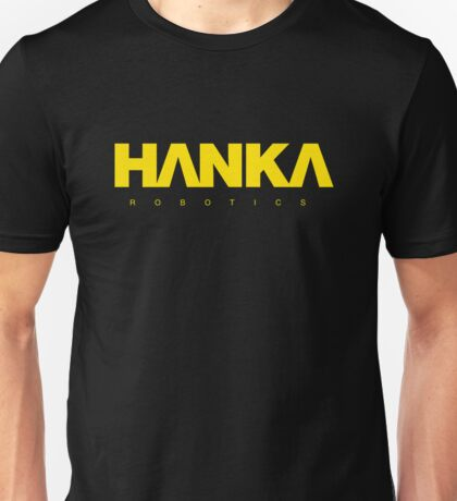 Hanka robotics, Japan Unisex T-Shirt