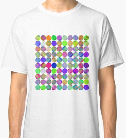 Space snowballs #fractal art Classic T-Shirt