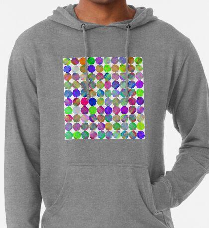 Space snowballs #fractal art Lightweight Hoodie