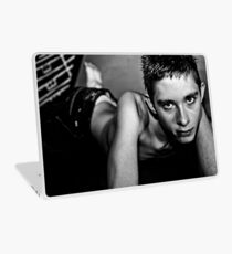 Brandon - England b&w Laptop Skin