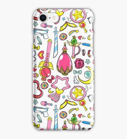 Magical Girls iPhone Case/Skin