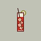 Mixed - Icon Prints: Drinks Series by raquelcatalan