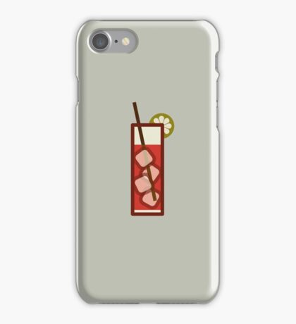 Mixed - Icon Prints: Drinks Series iPhone Case/Skin
