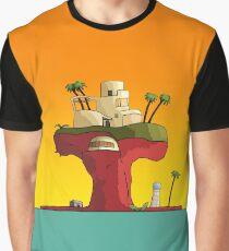 Gorillaz - Plastic Beach  Graphic T-Shirt