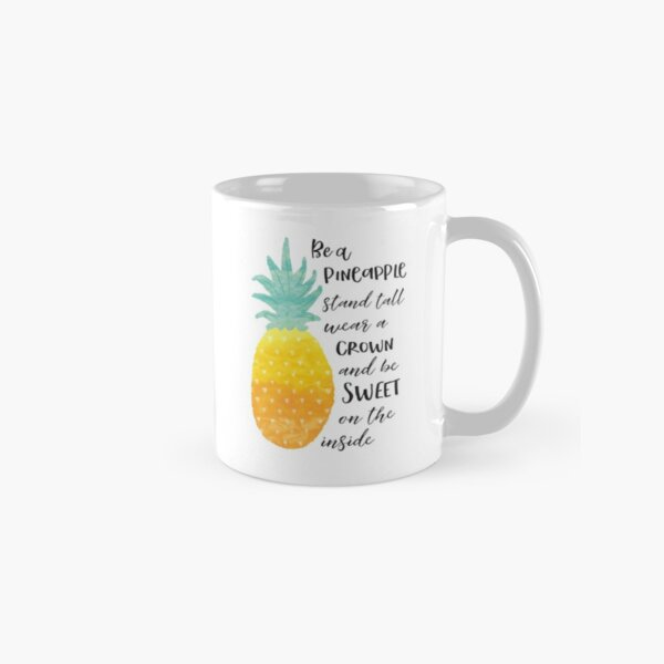 Be a Pineapple Classic Mug