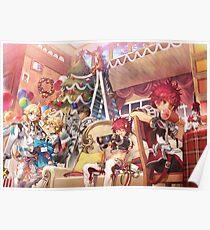 Anime Chrismas Poster