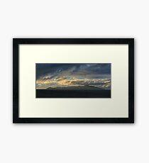 Kapiti Island Framed Print