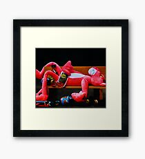 Dont Drink And Drive Framed Print