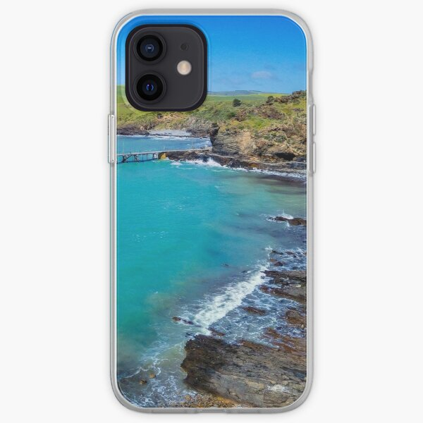 Second Valley Sunshine iPhone Soft Case