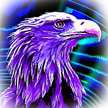 Eagle by Yanin