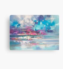 Atlantic Magenta Canvas Print