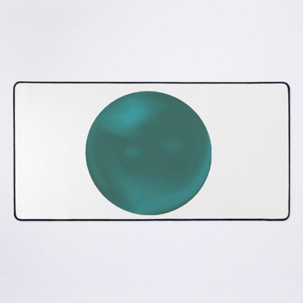 3d sphere graphic design - T-shirts Desk Mat