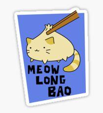 Meow Long Bao Sticker