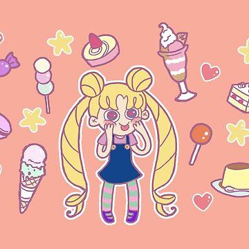 Usagi Sweets by taconaco