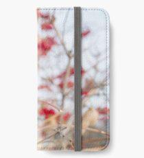 Frozen red berry iPhone Wallet/Case/Skin